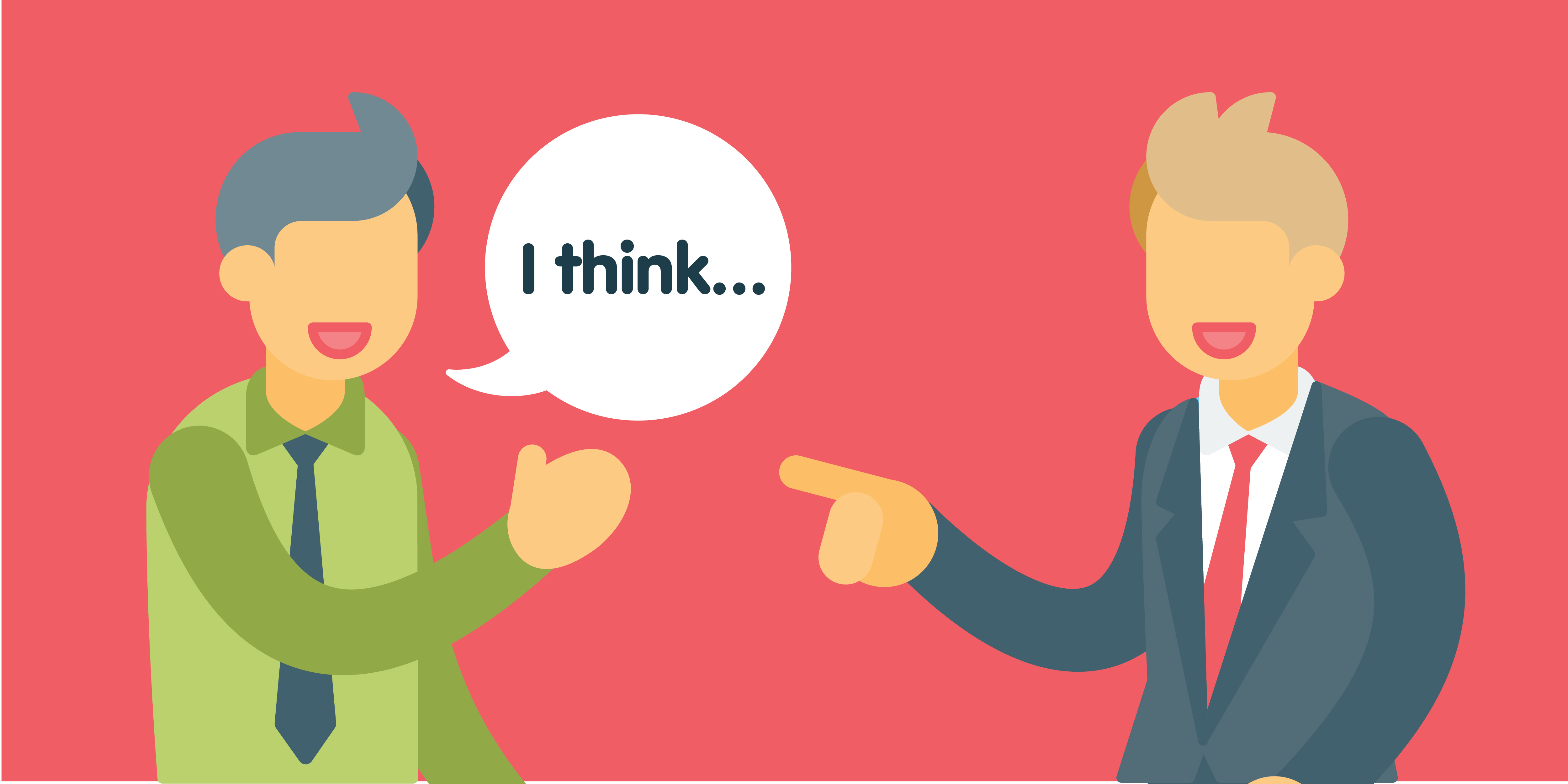 Learntalk | Different Ways to Express Your Opinions in English | Learntalk
