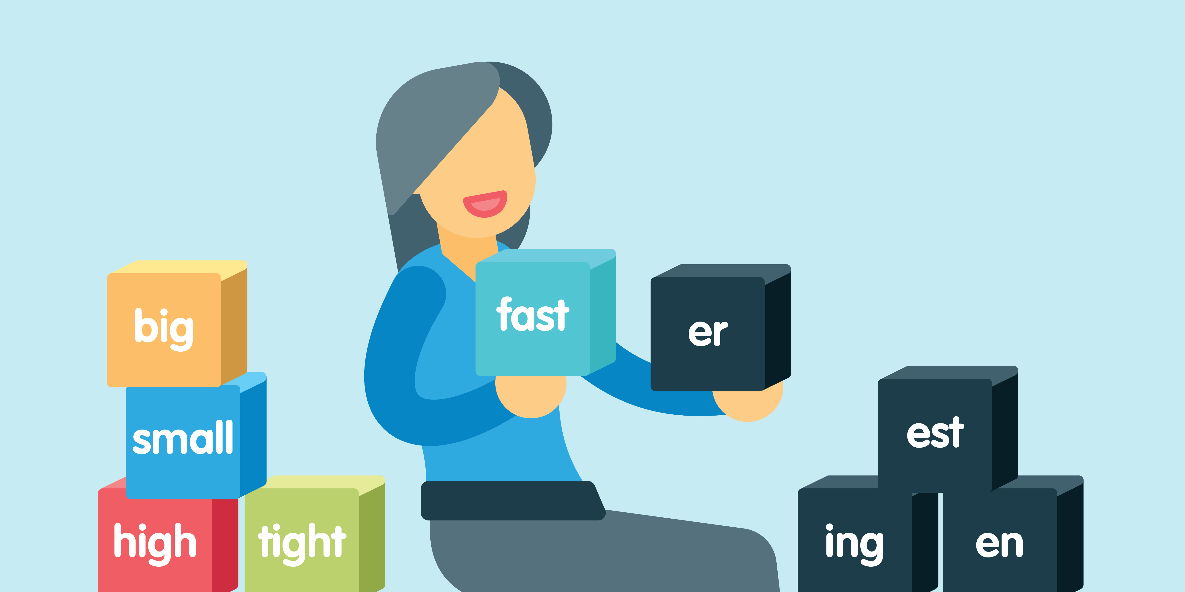 Learntalk | Suffixes: Word Endings That Change the Meaning