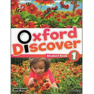 Oxford discover 1 student book
