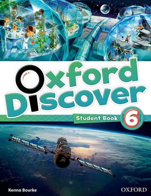 Oxford discover 6