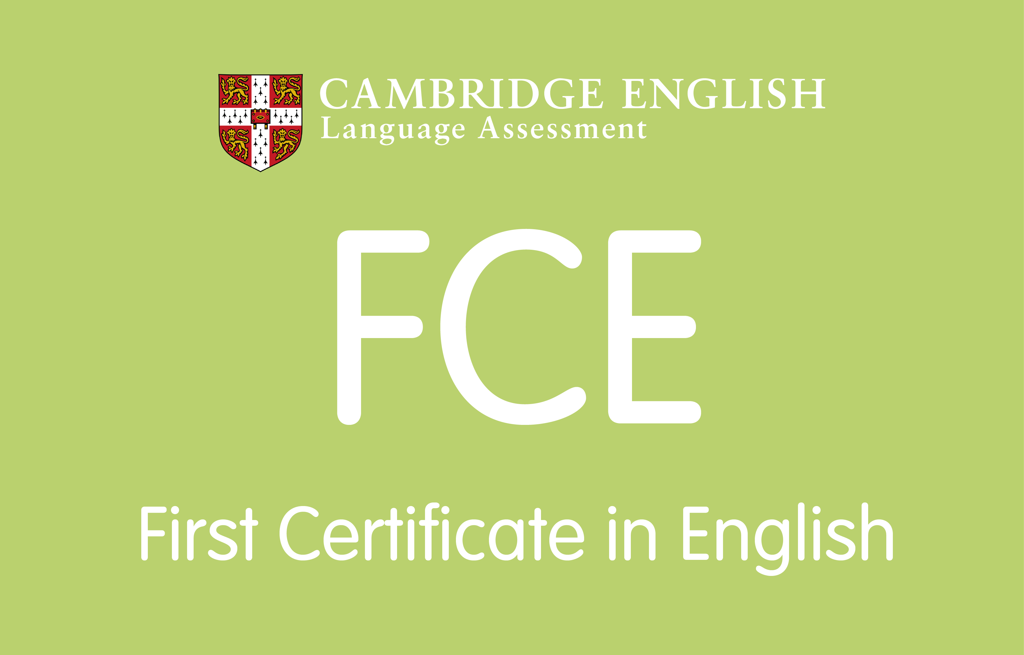 Cambridge first logo