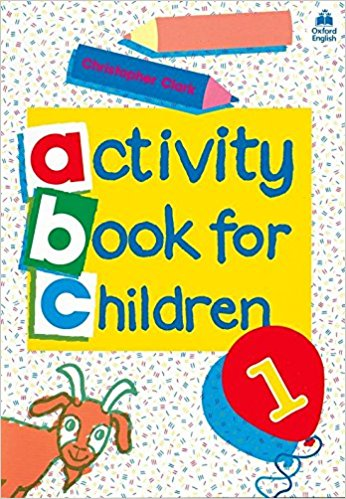 Oxford activity book 1