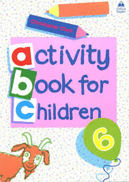 Oxford activity book 6
