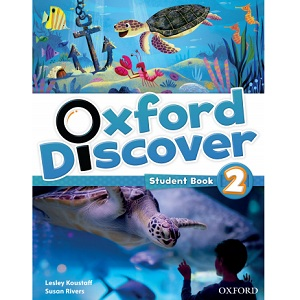 Oxford discover 2 student book