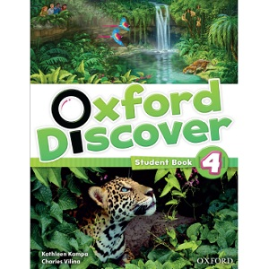 Oxford discover 4 student book