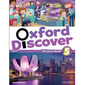 Oxford discover 5 student book