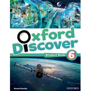 Oxford discover 6 student book